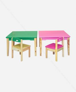 Bộ bàn ghế trẻ em - Children-set.1