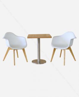 Bộ bàn ghế - NNBI201.V.OAK-NN225C