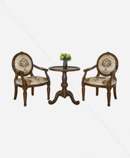 Bộ bàn ghế thư giãn - NN153.5