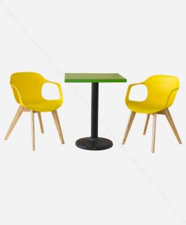 Coffee set - NNBGDV.V.GREEN-NN224C