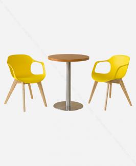 Bộ bàn ghế - NNBI304.T.BROWN-NN224C